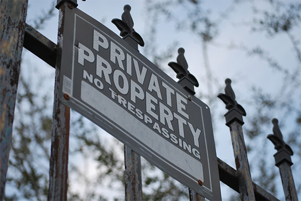 Security Patrols for Private Bay Area Property